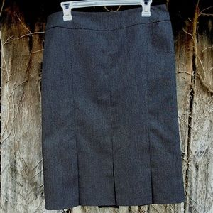 Inmoda Kick Pleated Skirt